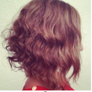 The Shlob, shaggy layered bob!