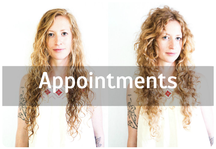Appointments link image